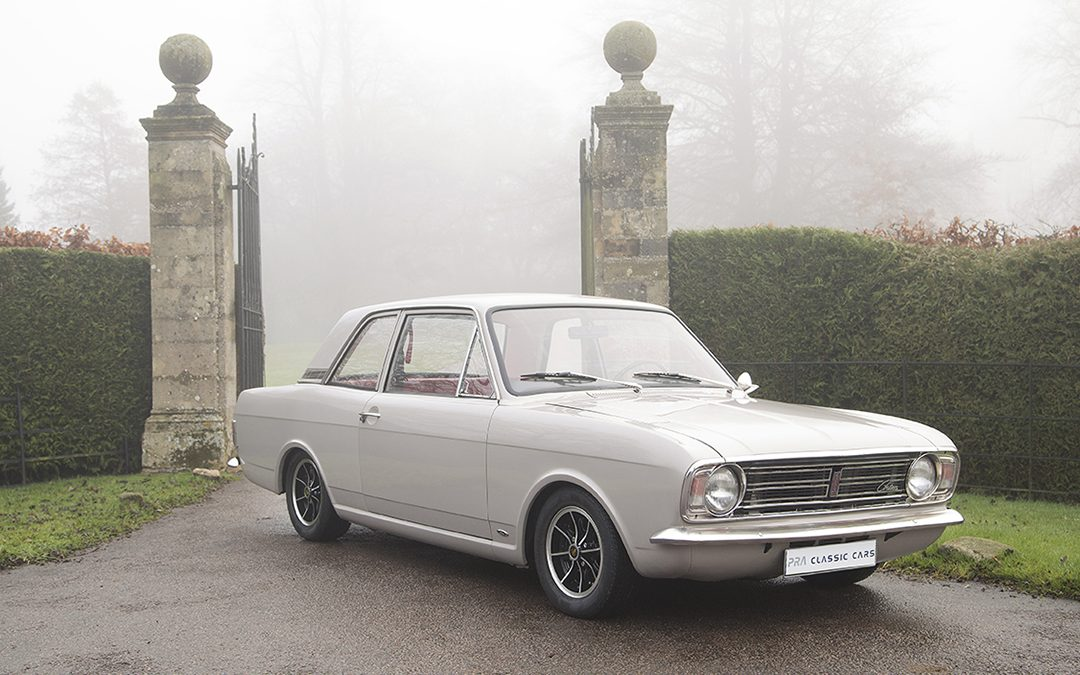 1968, Ford Cortina Mk11 1.3 Deluxe