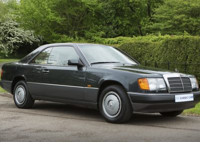 Mercedes 230 CE Manual 1