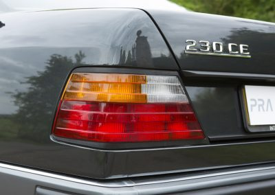 Mercedes 230 CE Manual 14