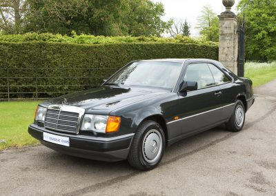Mercedes 230 CE Manual 20