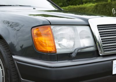 Mercedes 230 CE Manual 8