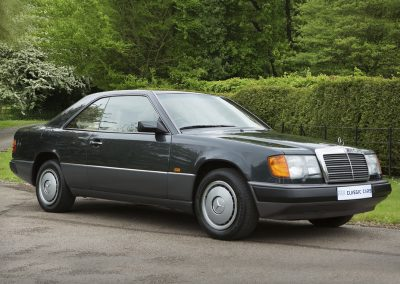 Mercedes 230 CE Manual 1989 G Reg
