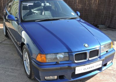 BMW  M3 E36 Saloon  5 Speed Main  1