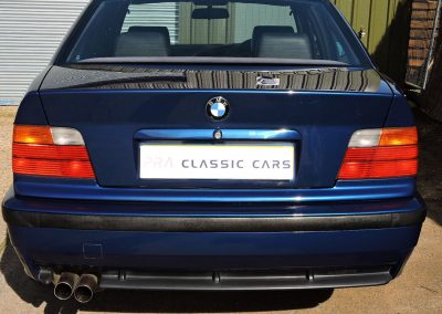 BMW  M3 E36 Saloon  5 Speed Main 15