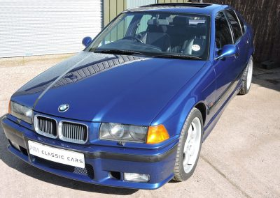 BMW  M3 E36 Saloon  5 Speed Main 2