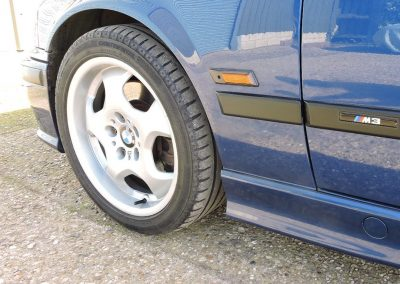 BMW  M3 E36 Saloon  5 Speed Main- 25