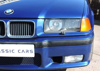 BMW  M3 E36 Saloon  5 Speed Main 3