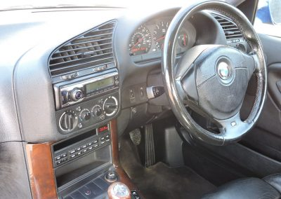 BMW  M3 E36 Saloon  5 Speed Main 37