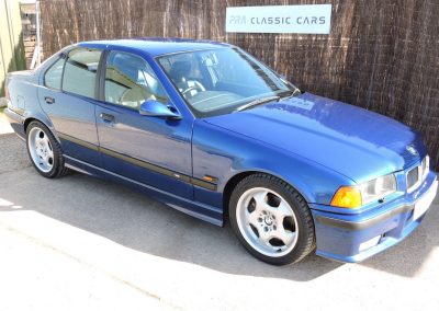 BMW M3 E36 Saloon 5 Speed £9995