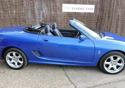 MG TF 135 COOL BLUE 40
