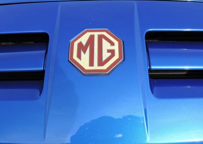 MG TF 135 COOL BLUE 8