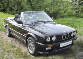 BMW E30 325i Motorsport Convertible Auto