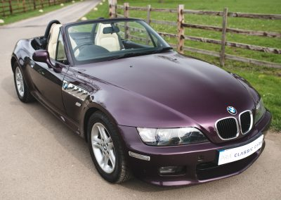 BMW Z3 2.0 Litre Manual