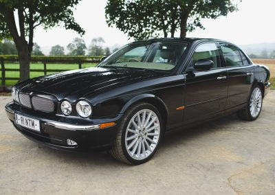 Jaguar XJR 4.2 V8 Supercharged